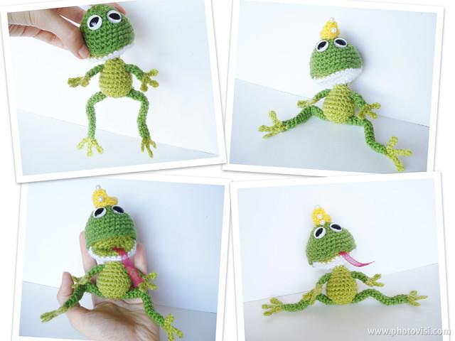 Kawaii Frog Amigurumi : Crocheted Amigurumi Frog Pattern Flickr - Photo Sharing!