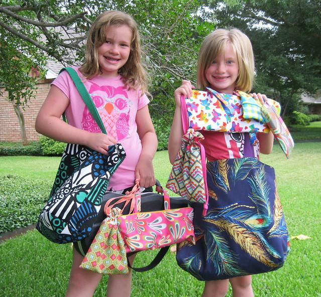 Denver Girls' July 2012 Projects