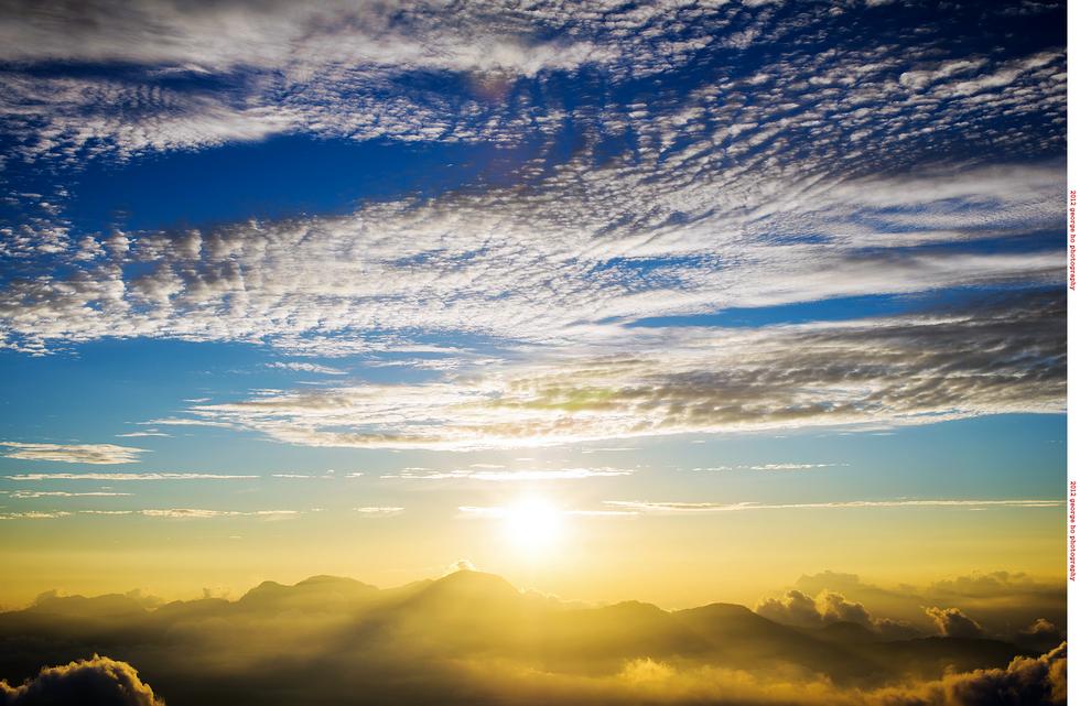 合歡山風雲