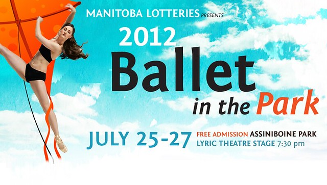 2012 Ballet in the Park