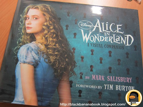 Disney's Alice in Wonderland A Visual Companion_cover
