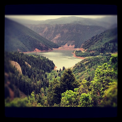 Reudi reservoir - so gorgeous