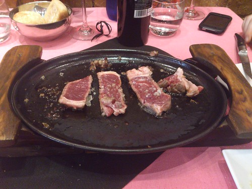 Zaragoza | La Piedra | Chuleton