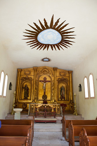 Inside the renowned Chapel
