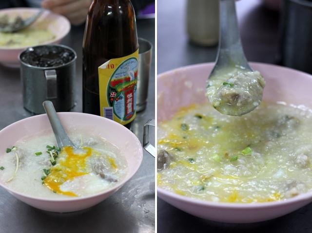 how to cook thai rice porridge