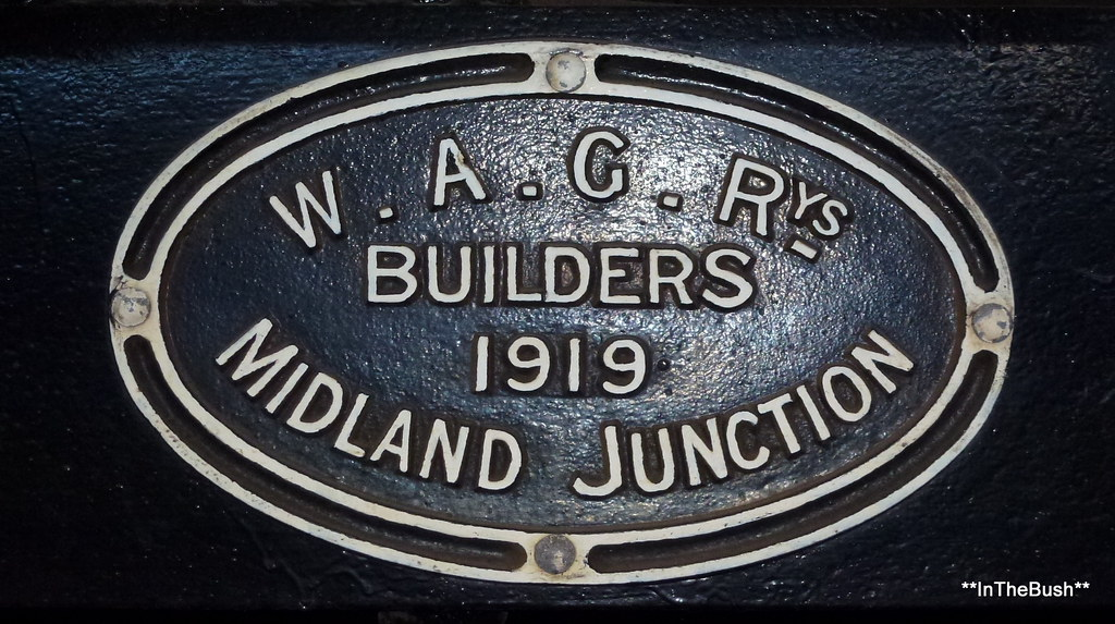 WA Government Railways 1919 by InTheBush*