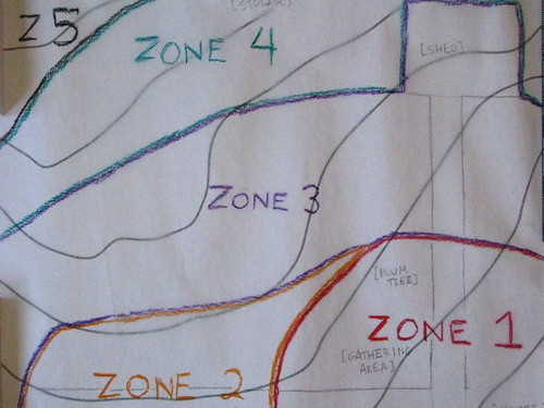 Zone Map of 100 Acadia (before)