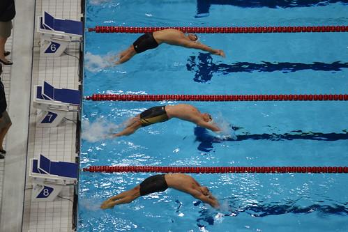 Swimming - Mens 400m