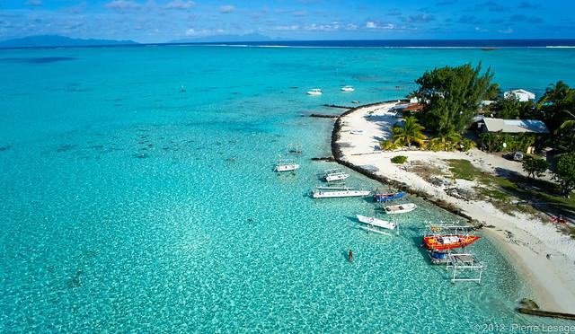 Intercontinental Bora Bora Resort Thalasso Spa Diamond Overwater Bungalow