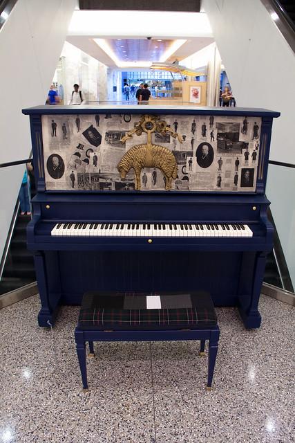 Pianos on Parade