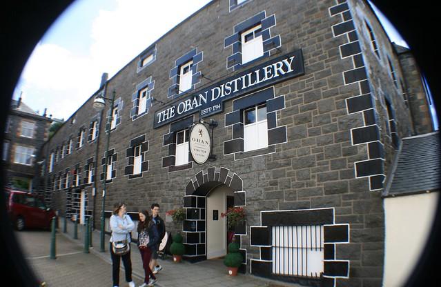 Oban Distillery, Argyll