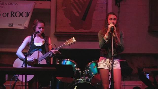 MVI_8782 santa barbara sings girls of rock at Dargans