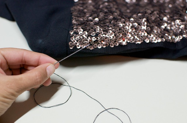 diy sequin blazer 5 (1)