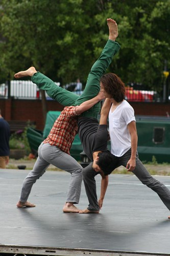 Park Soon-ho Dance Project - Balance and Imbalance