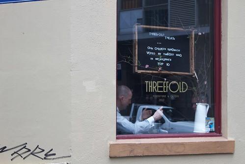 Threefold Exterior