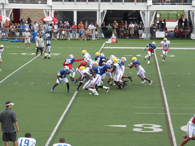 2012 Buffalo Bills Training Camp from Flickr via Wylio