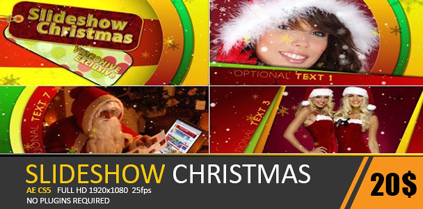SLIDESHOW CHRISTMAS