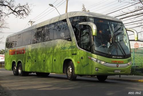 Tur Bus | Marcopolo Paradiso 1200 / CTYY64