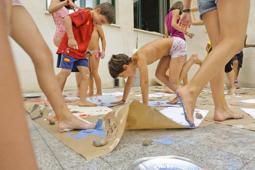 Taller: Libro de Artista eres tú - 2012