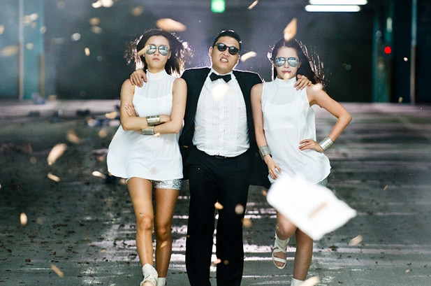PSY - the most satki bui bui in the world now