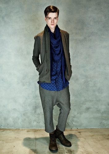 Otto Lundbladh0034_KAZUYUKI KUMAGAI AW12(ATTACHMENT)