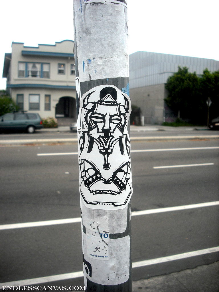 SAGE sticker - Oakland, Ca