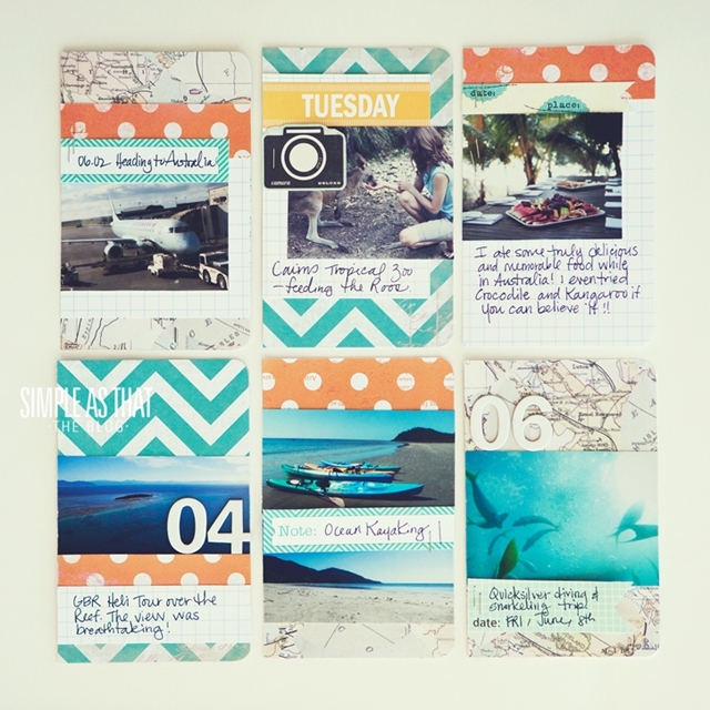 scrapbook travel 2