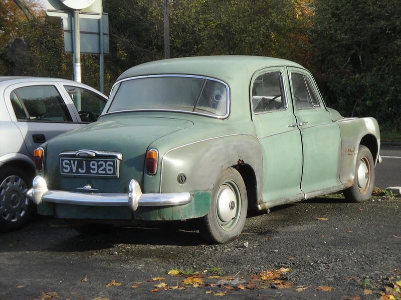 Rover P4 (1959)