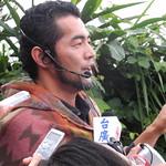 日籍藝術家播本貴(Harimoto Takashi)談創作理念。