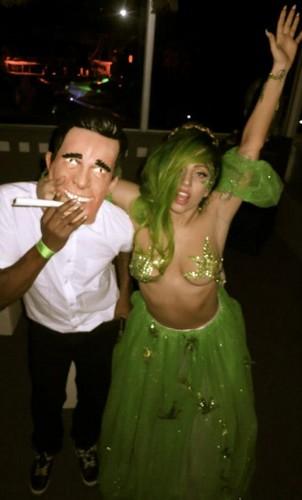 Lady Gaga Weird Again