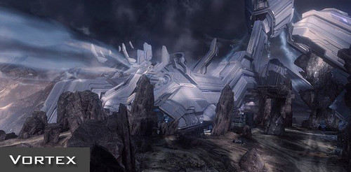 Halo 4 Vortex Map Strategy Guide