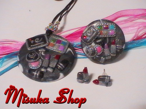 Conjunto I Love Make Up