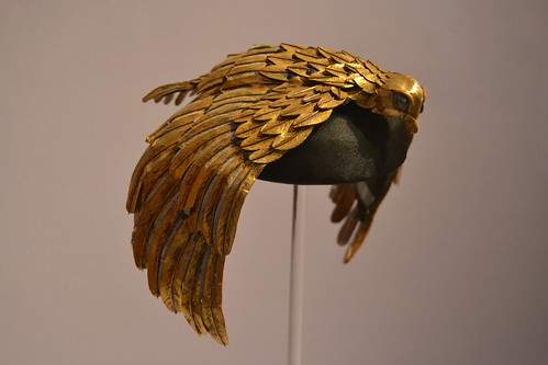 Vulture Crown of Elizabeth - Cleopatra - Taylor