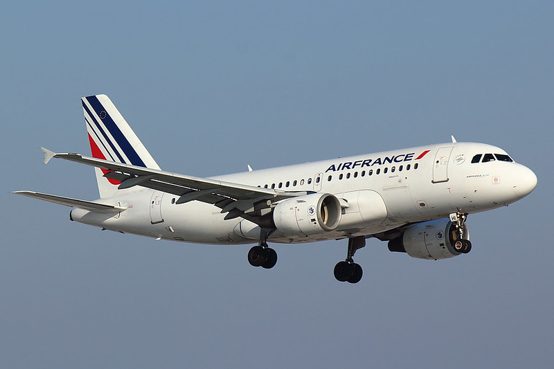 Air France - A319 - F-GRHI