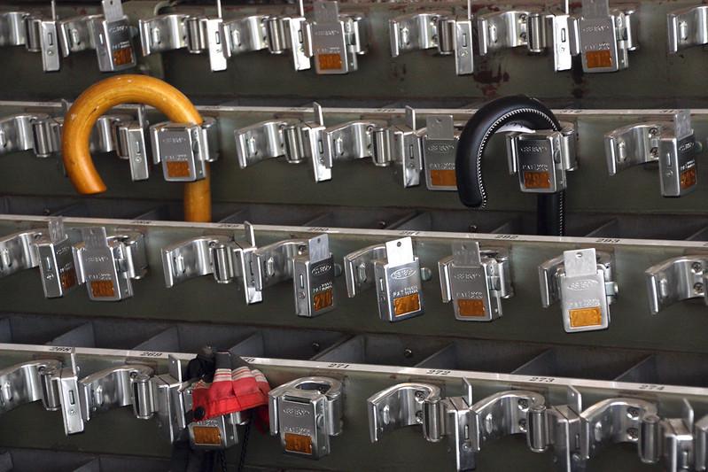 umbrella locks