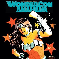 Off to #WonderCon. See you there?  #comicbooks