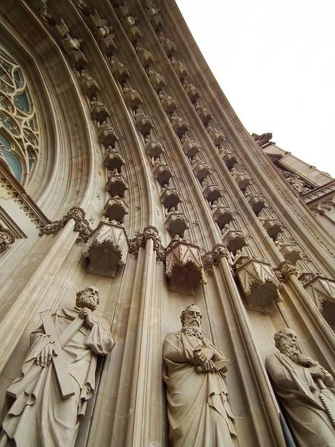 Catedral Basílica Metropolitana de Barcelona, Spain