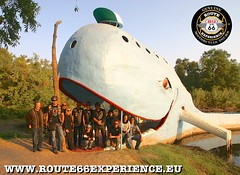 Route 66 Experience group