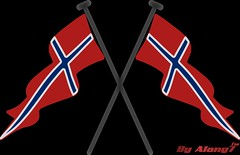 Norway Flags By Alang7™