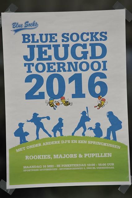 Blue Socks Jeugdtoernooi 2016