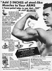 1967 ... steel-like Muscles!