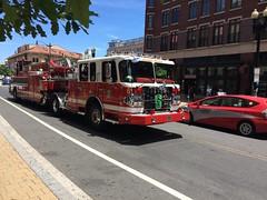 Washington DC Fire & EMS