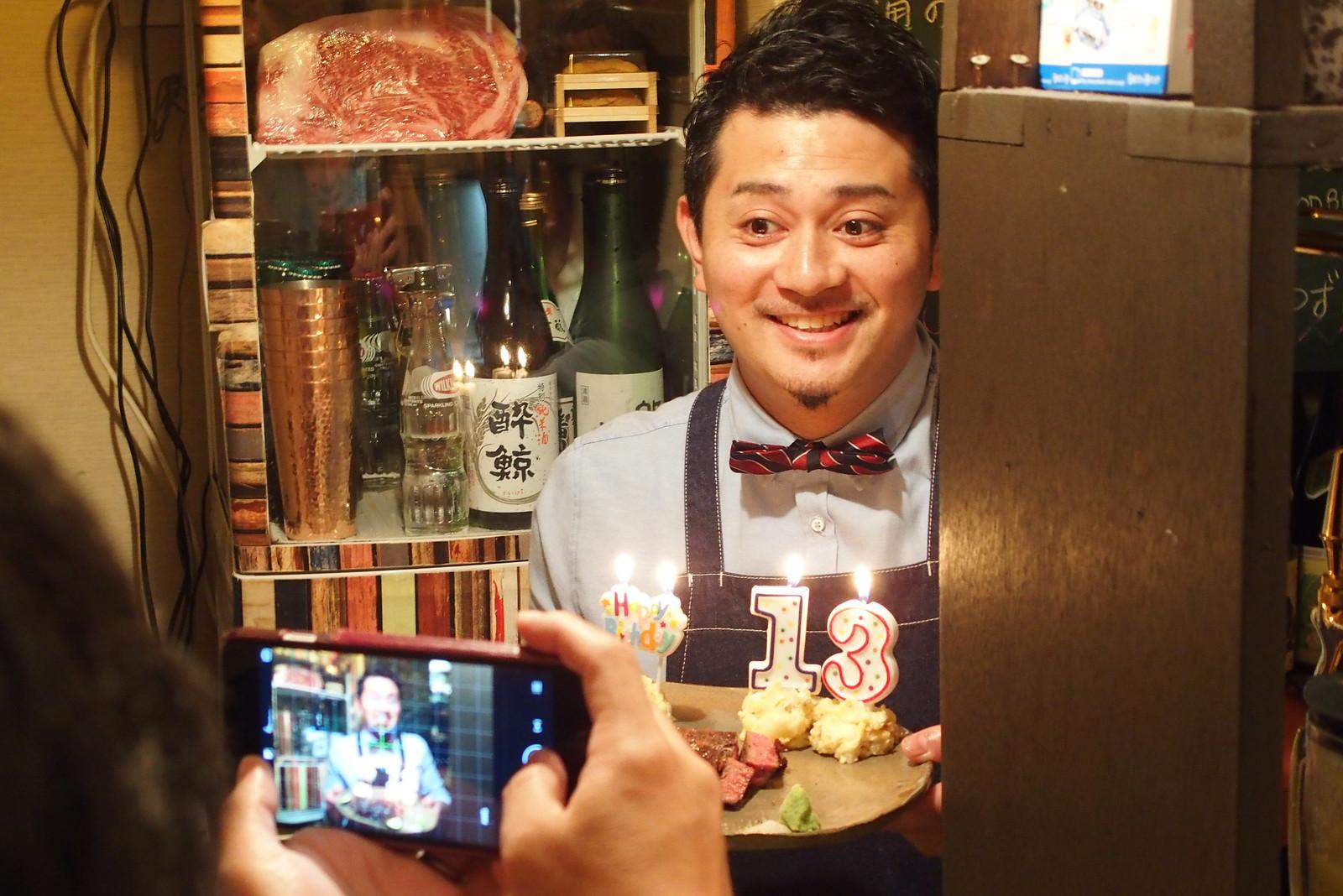 食堂とだかマスター・戸高雄平