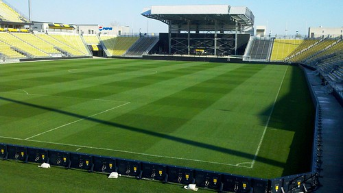 Crew Stadium is READY for First Kick!