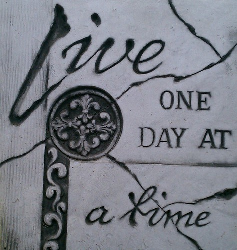 Live one day at a time by Fotochoice Photography