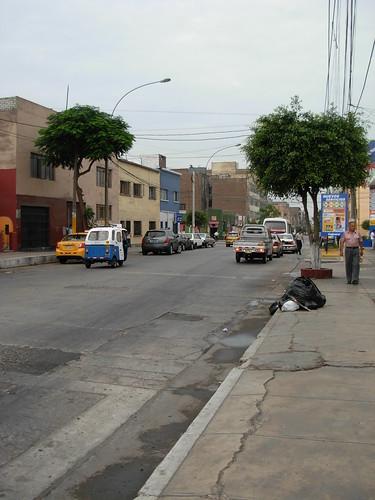 Jr. Huaraz, Breña.