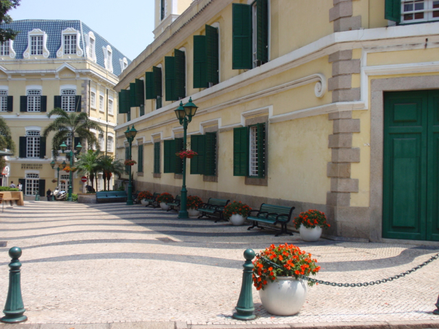 Macao - St Augustine's Square
