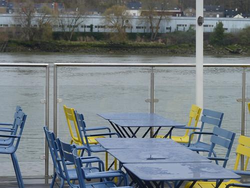 Terrasse bords de Loire