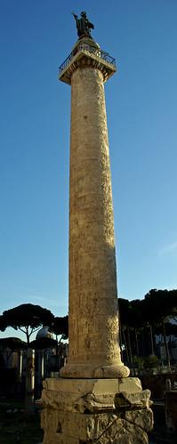 Columna de Trajà, Roma by Sebastià Giralt