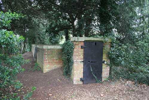 Boston Manor Park Air-Raid Shelter